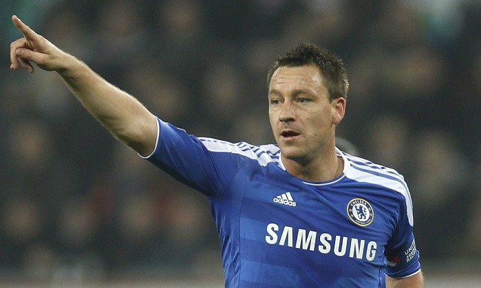 John Terry was cleared in court of racially abusing Anton Ferdinand, a black player