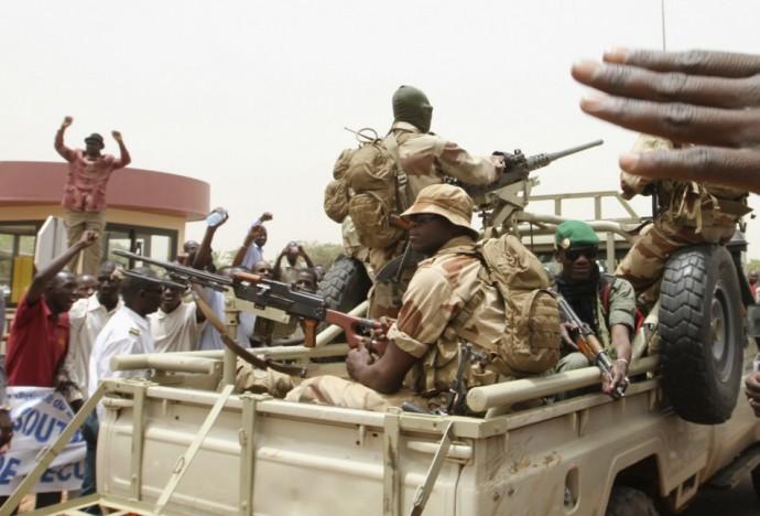 Mali military intervention