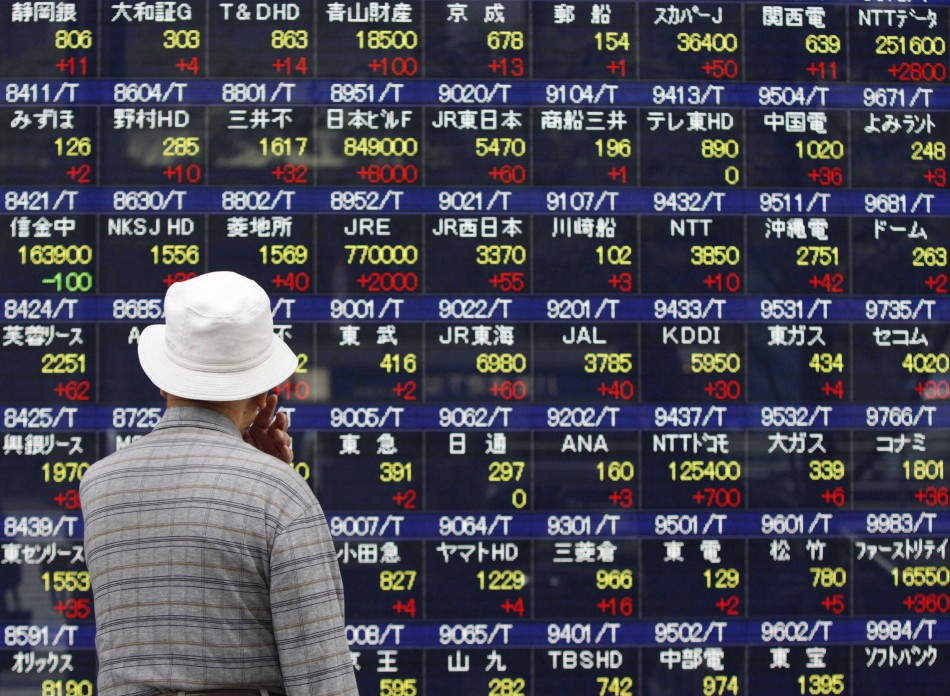 Asia stocks up ahead of Fed Reserve's policy meet conclusion