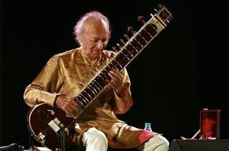Sitar Maestro Ravishankar