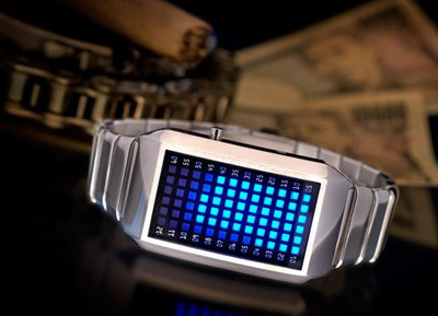 Christmas gadget guide flash watch