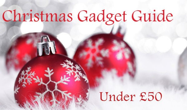 Christmas Gadget Guide: Under £50
