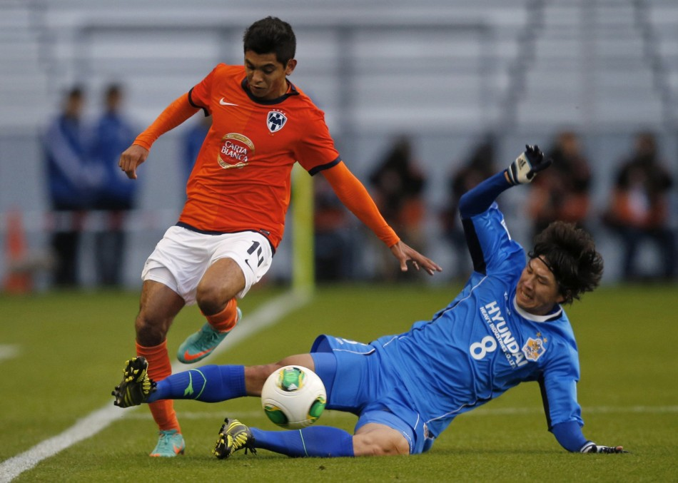 Ulsan Hyundai v CF Monterrey