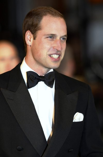 Britains Prince William