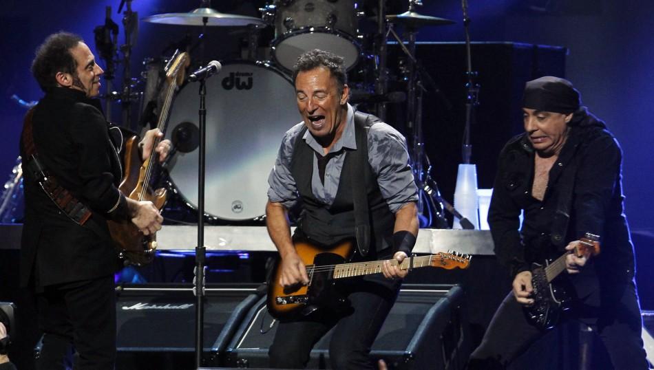Bruce Springsteen, Nils Lofgren, Stevie Van Zandt