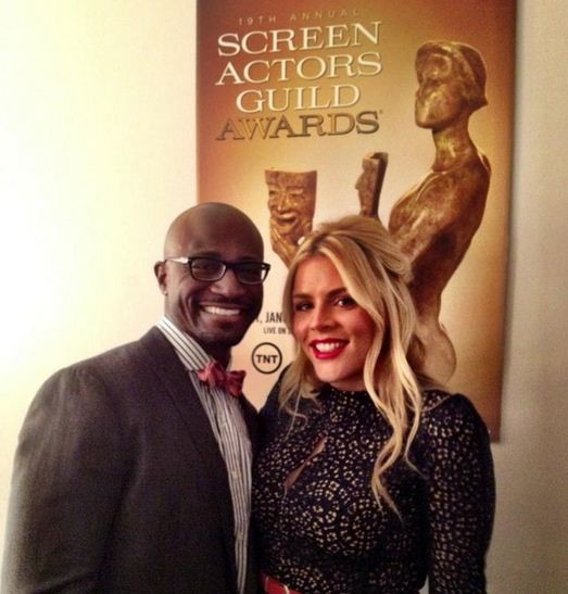 Cougar Town star Busy Philipps, who is SAG Awards Social Media Ambassador and Private Practice actor Taye Diggs announced the nominees for this year.