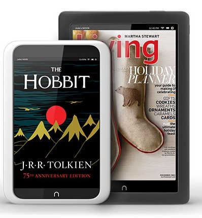 AOSP ROM Based on Android 4.2.1 Hits Nook Tablet [Guide]