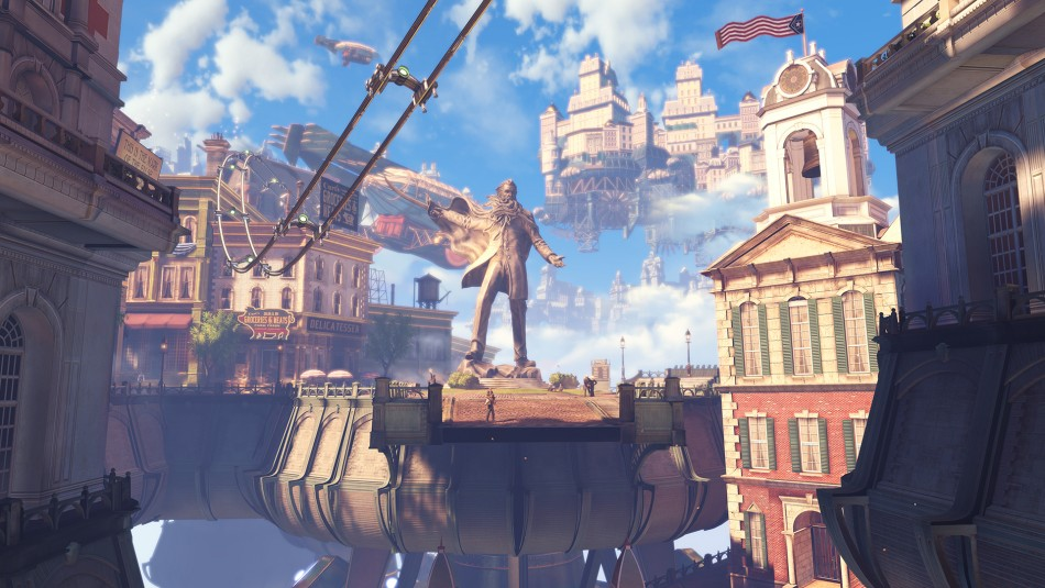 BioShock Infinite hands-on