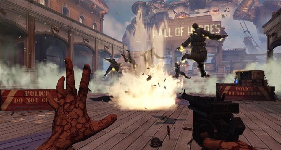 BioShock Infinite preview