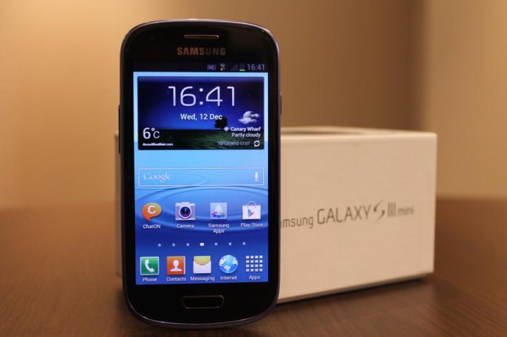 Samsung Galaxy S3 Mini Review