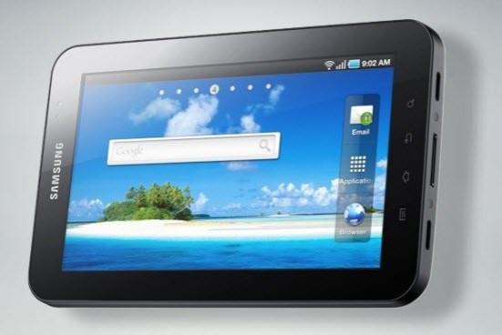 Galaxy Tab 7 P1000/P1010