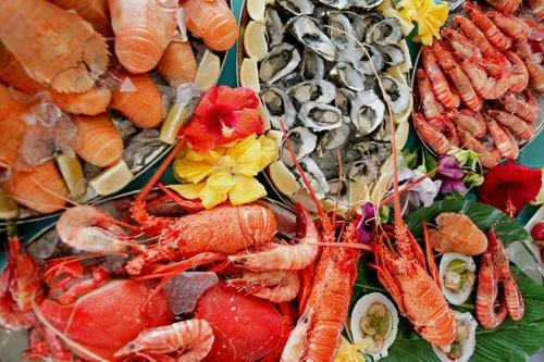 Australias Seafood Platter
