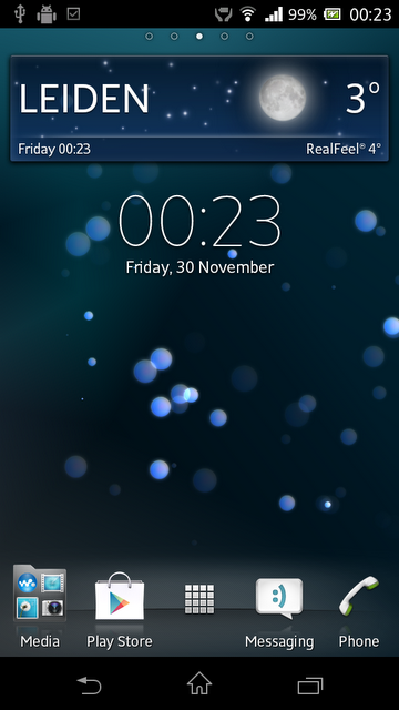 Xperia Launcher Now Available for Android Devices Running ICS or Higher Versions [Download Links]