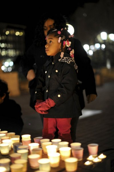 Connecticut school massacre images