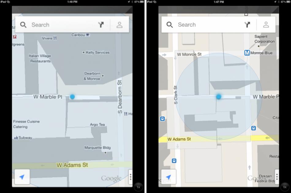 Run Google Maps in Fullscreen Mode on Jailbroken iPad [How To]