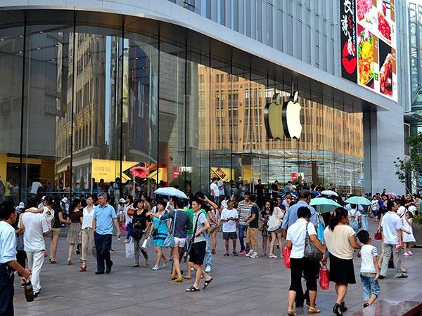 China iPhone 5