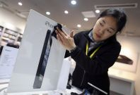 iPhone 5 Launches in China