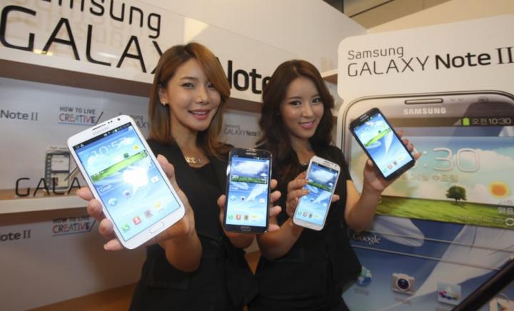 Samsung smartphone security flaw dispcvered