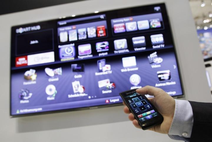 Samsung Smart TV record your conversations