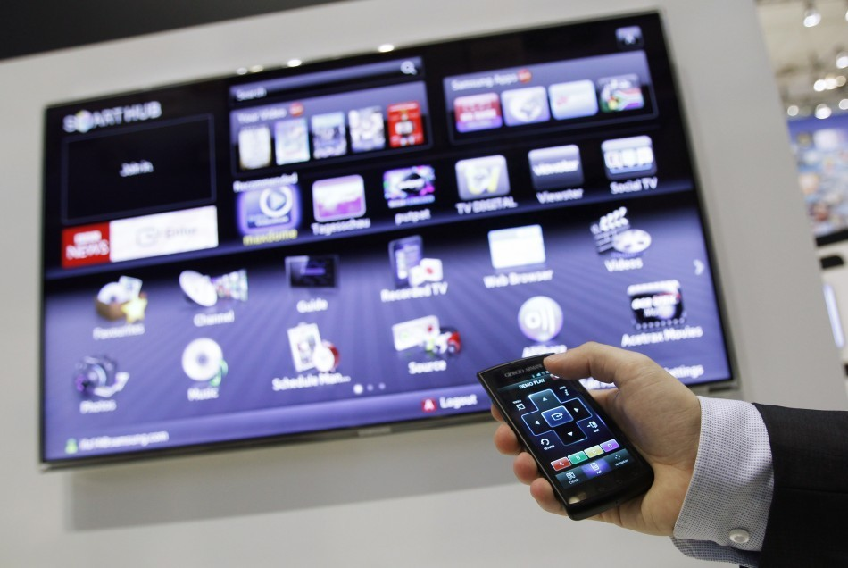 Samsung Smart TV record your conversations