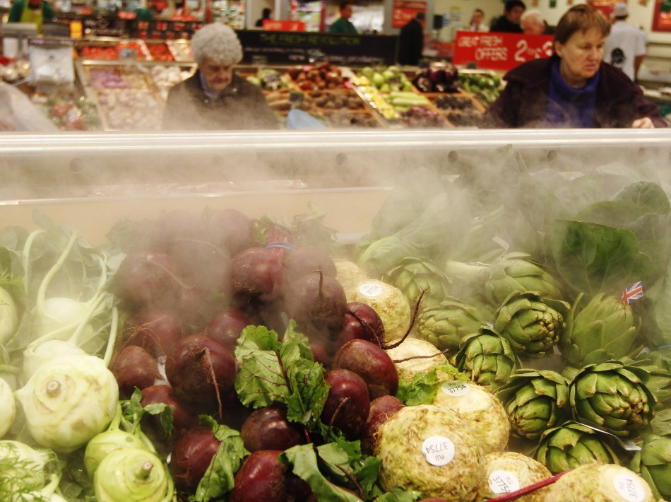 China economic growth could trigger global food crisis