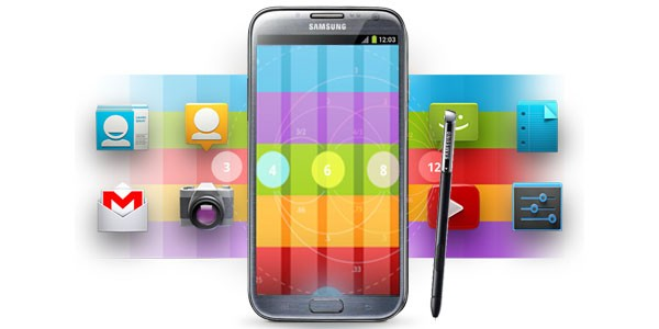 Galaxy Note 2 GT N7100 Gets Performance Upgrade with Android