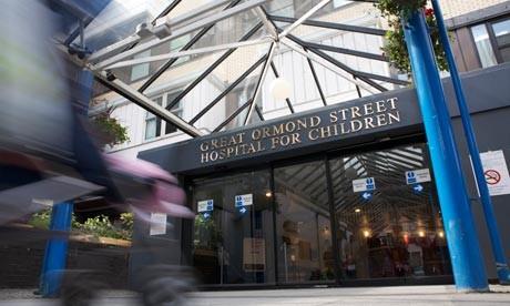 Great Ormond Street Hospital for Children (Morag Livingstone/Citizens Advice)