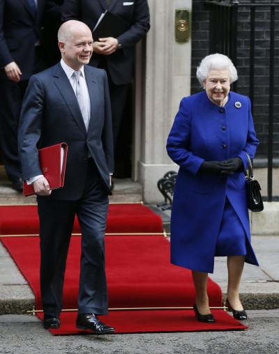 Queen-William Hague