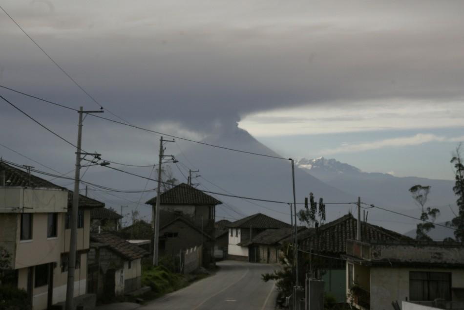 Tungurahua Volcano