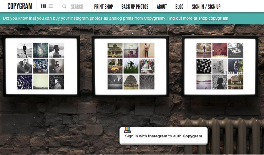 how to download instagram photos online