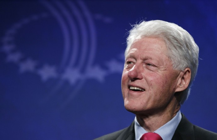 President Bill Clinton (D-Ark.)