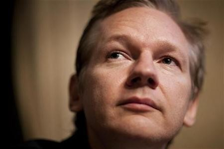 WikiLeaks founder Assange