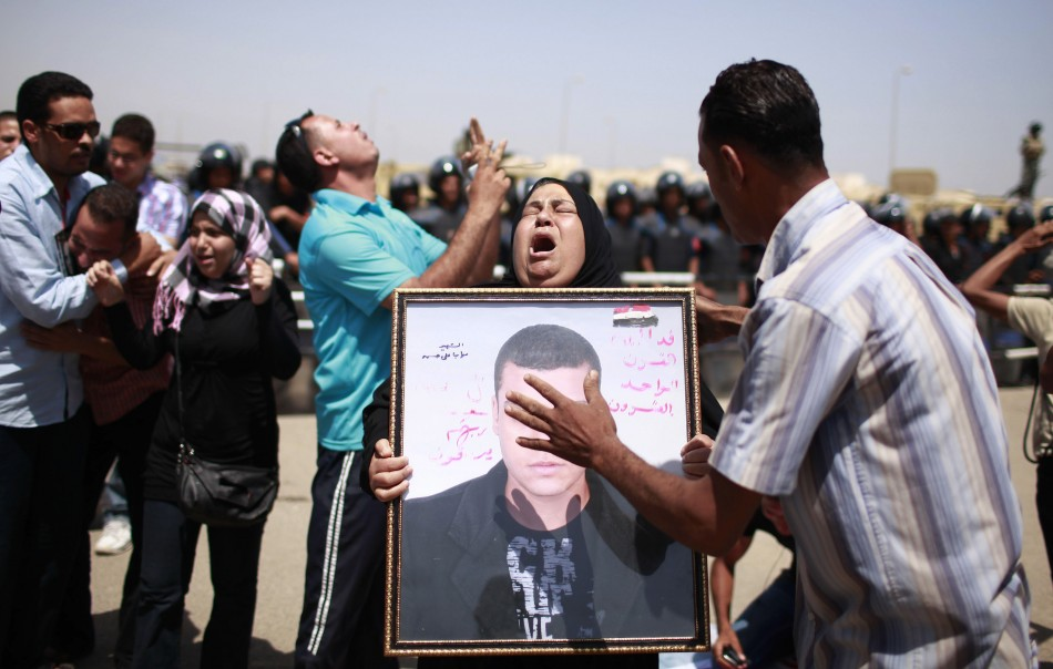 Images of 2012 mubarak sentenced
