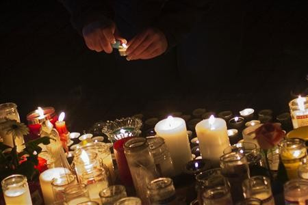 Sandy Hook vigil