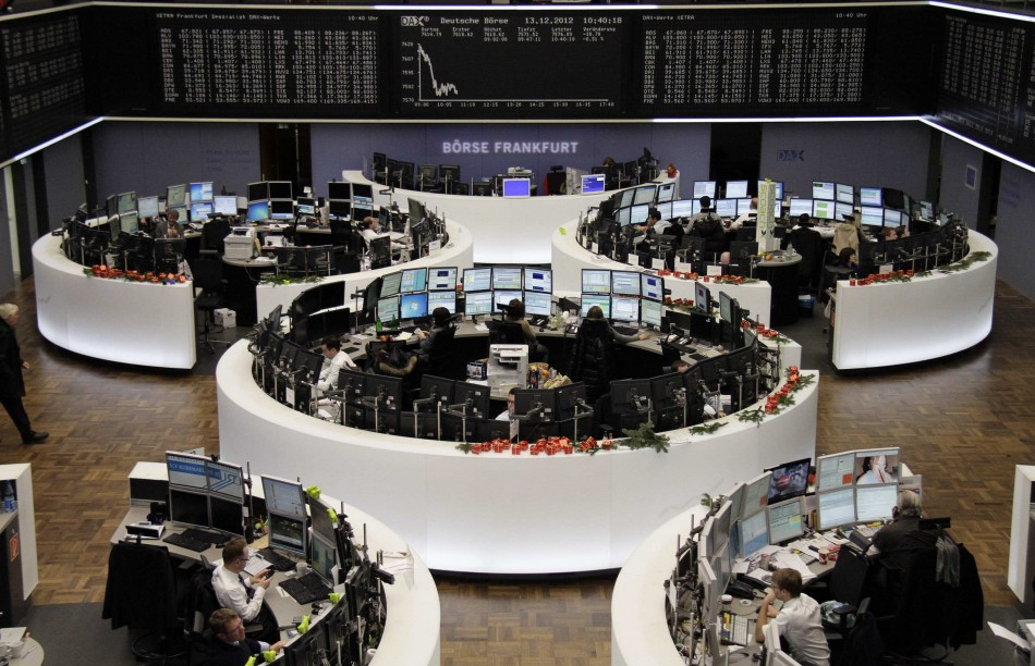 European stocks rise in fiscal cliff optimism