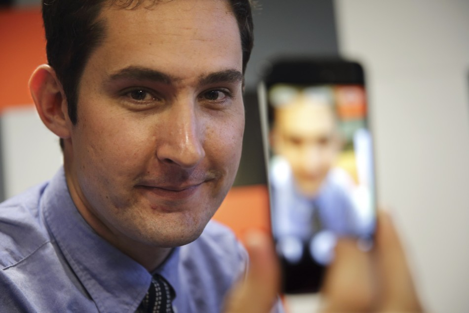 Kevin Systrom, Instagram CEO