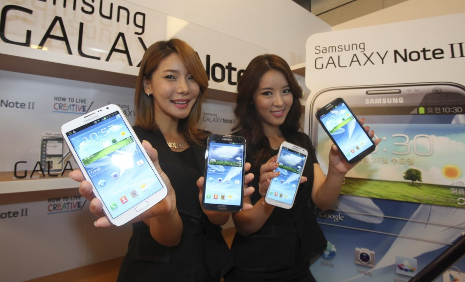 Samsung is 2012 Biggest phone manufacturer