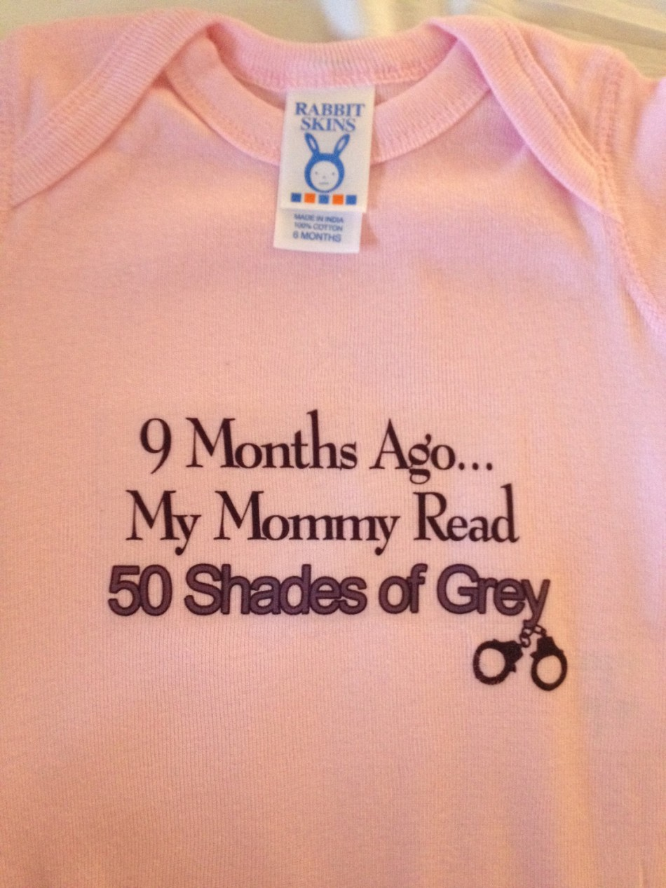 9 months ago ... my mommy read 50 Shades of Grey