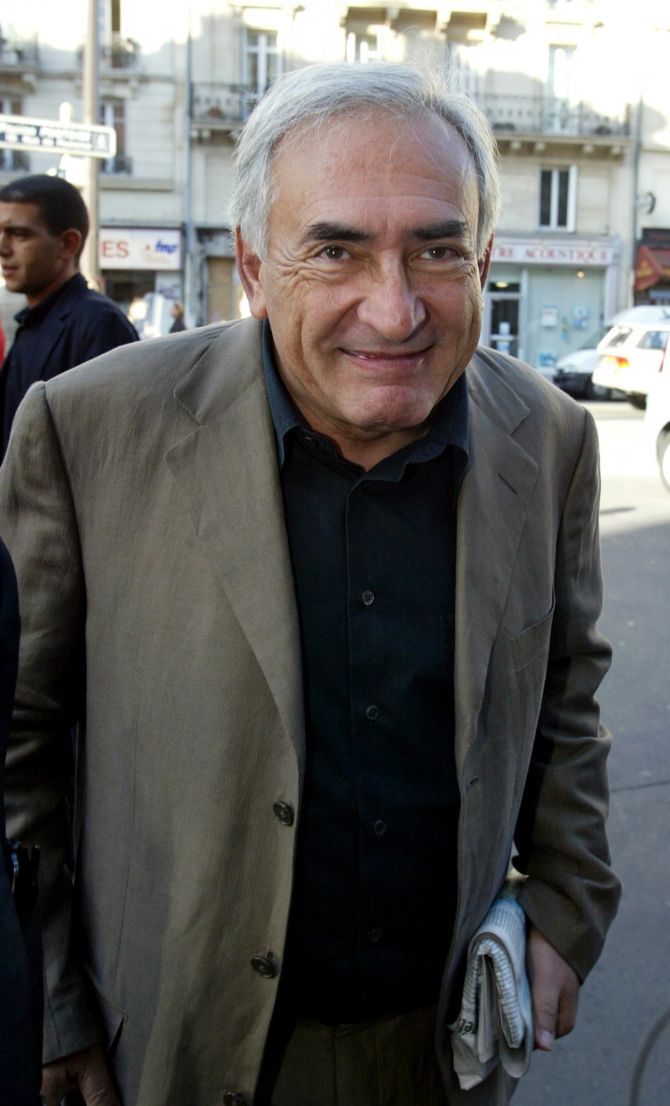 Dominique Strauss Kahn