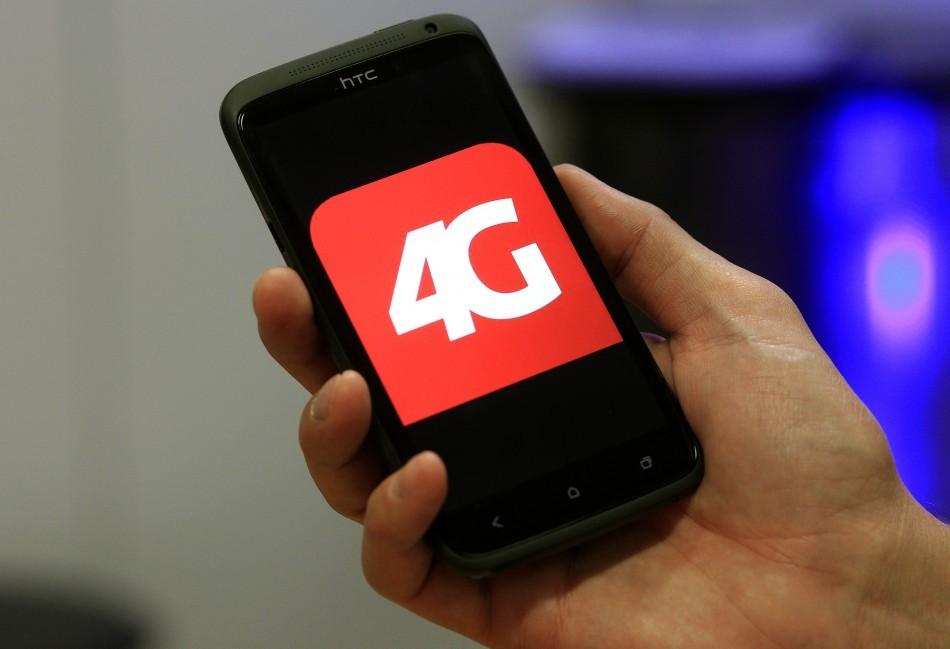 Ofcom names 4G auction bidders