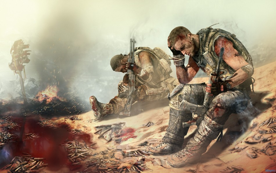 spec ops the line killing is harmless