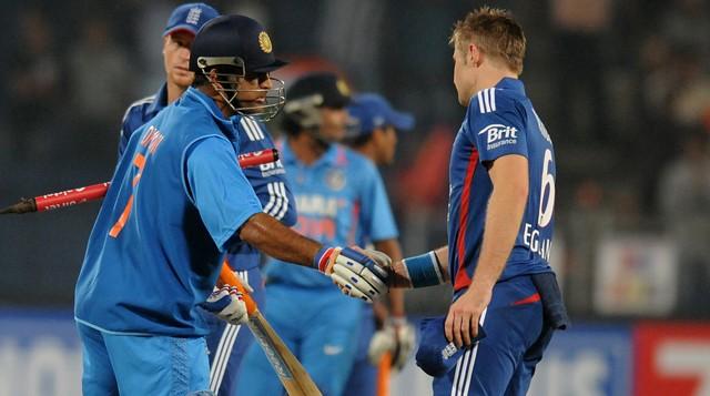 India v England T20