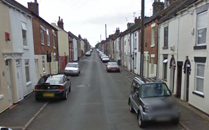 Church Street, where Griffiths lives