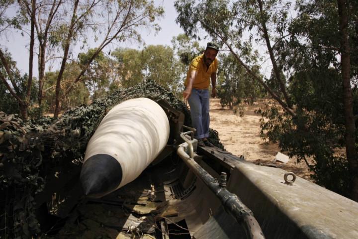 Scud missiles