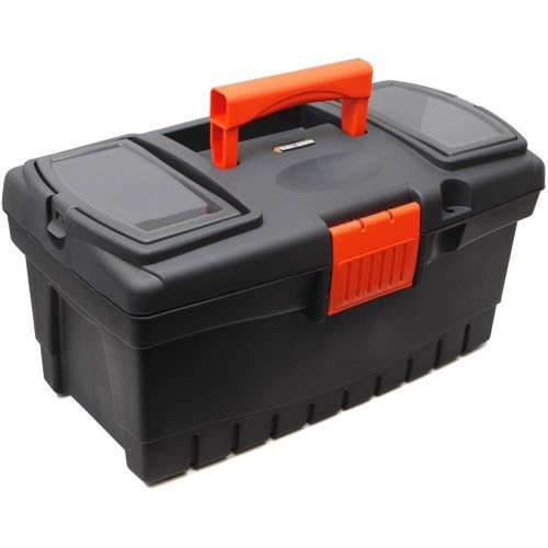 Black  Decker 19 Inch Tool Box