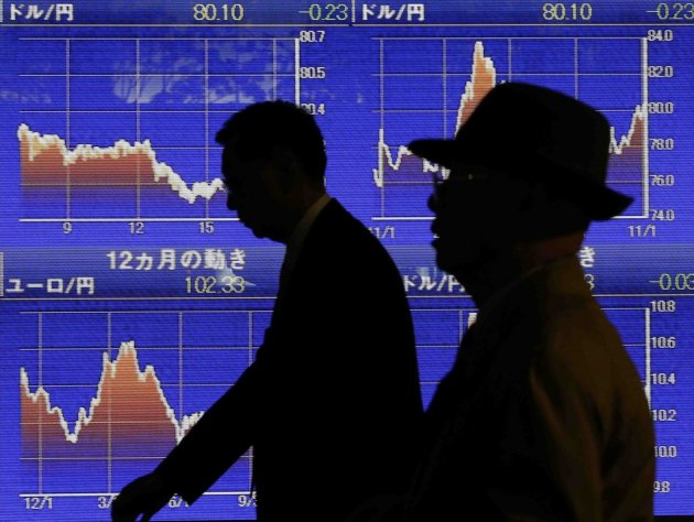 Asian traders cautious as US budget concerns mount