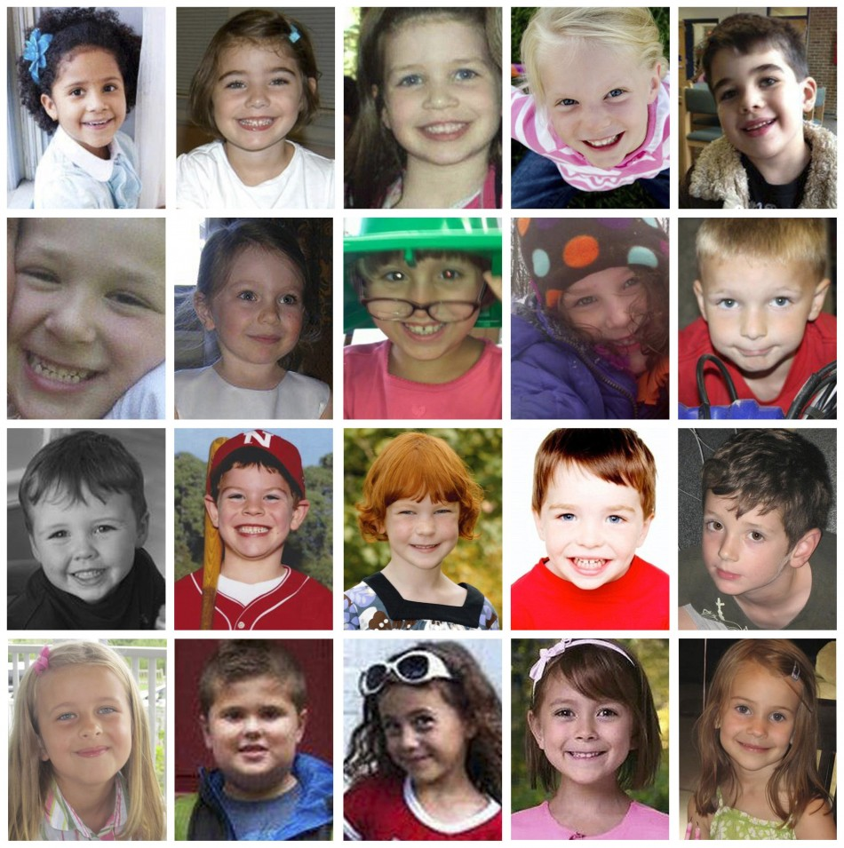 Child Victims of Connecticut Shooting