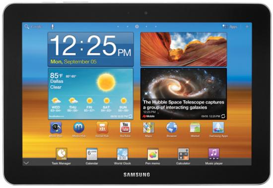Galaxy Tab 8.9 P7310