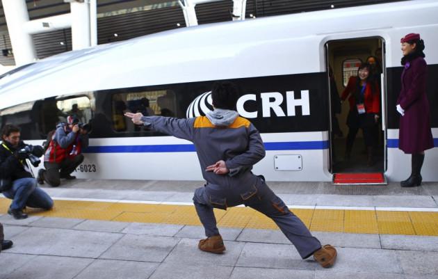 China High- Speed Train