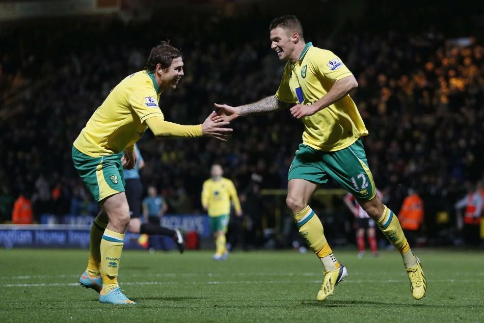 Norwich City v Sunderland